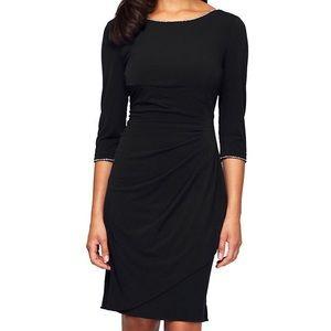 GEM BLACK DRESS